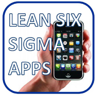 lean six sigma mobile android ios iphone apps