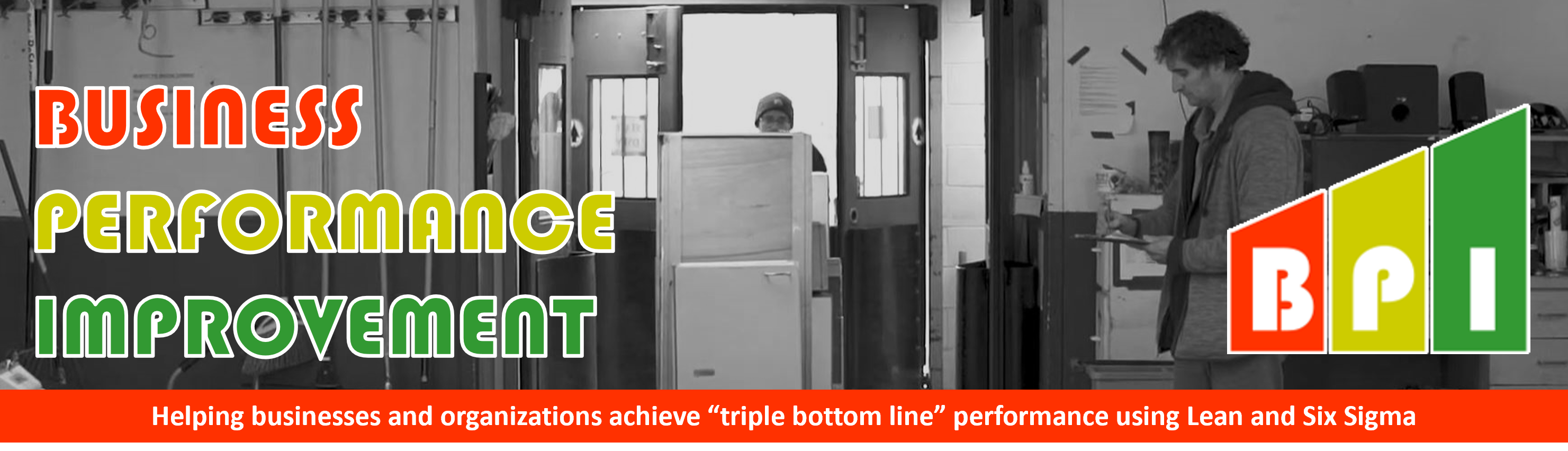 Business Performance Improvement (BPI)